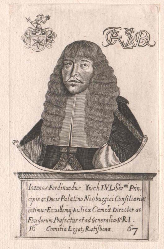 Yrsch, Johann Ferdinand