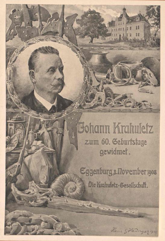 Krahuletz, Johann