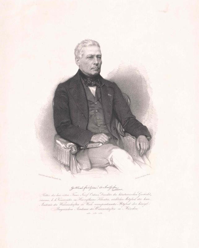 Ankershofen, Gottlieb Freiherr von