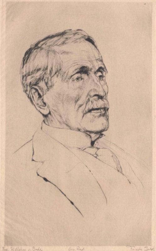 Bode, Wilhelm von
