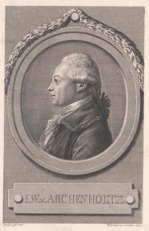 Archenholz, Johann Wilhelm von