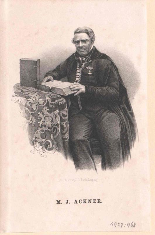 Ackner, Michael Johann