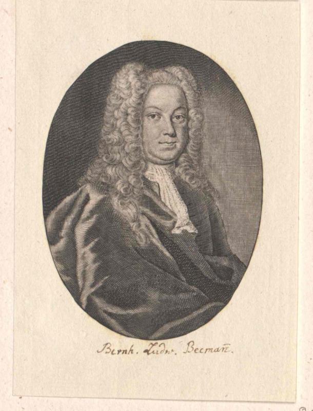 Beckmann, Bernhard Ludwig