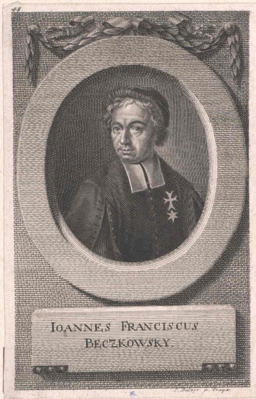 Beckovsky, Jan Frantisek