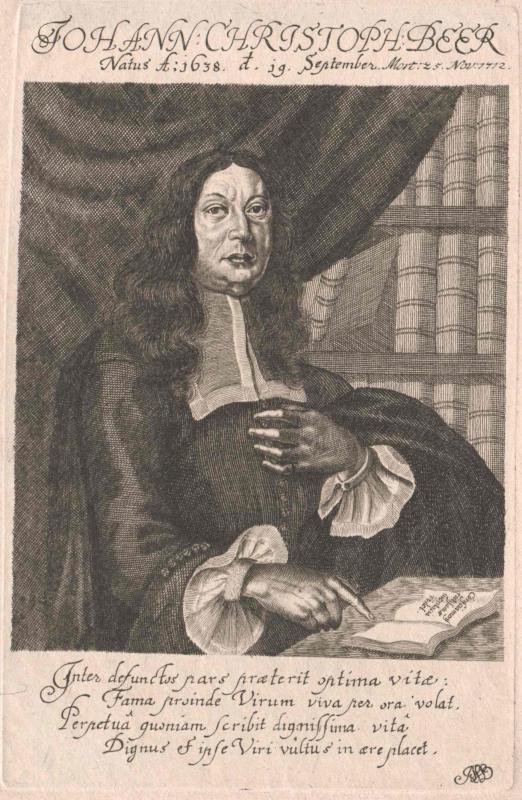 Beer, Johann Christoph