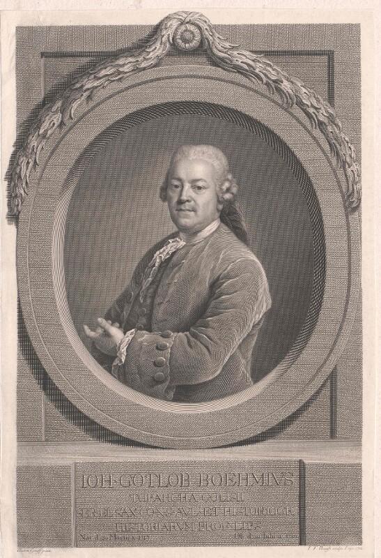 Böhme, Johann Gottlob