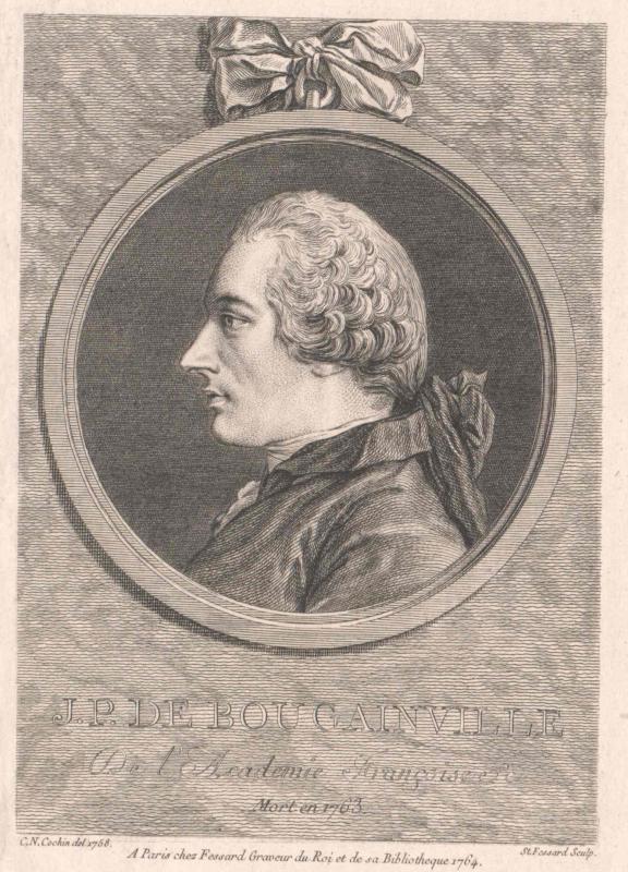 Bougainville, Jean Pierre de