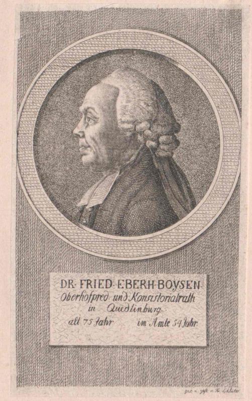 Boysen, Friedrich Eberhard