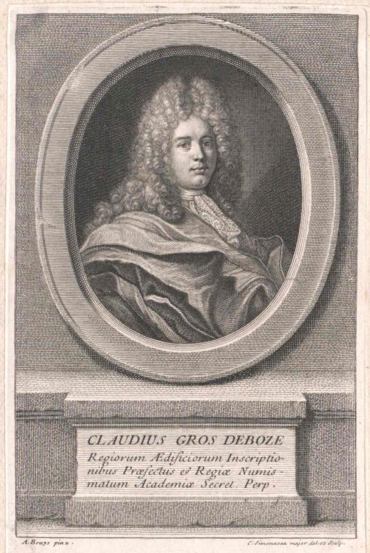 Boze, Claude Gros de