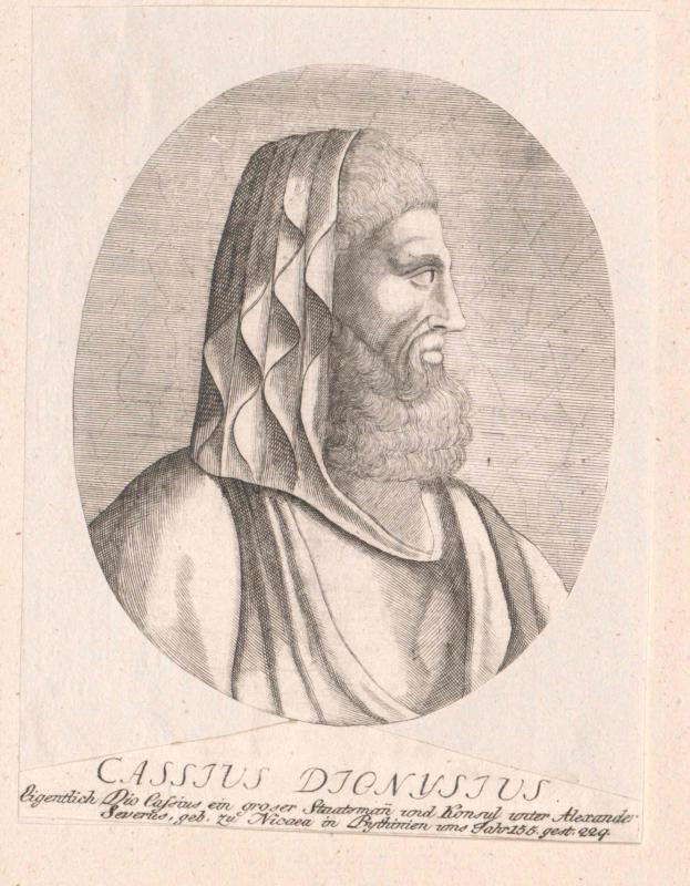 Cassius Dionysius