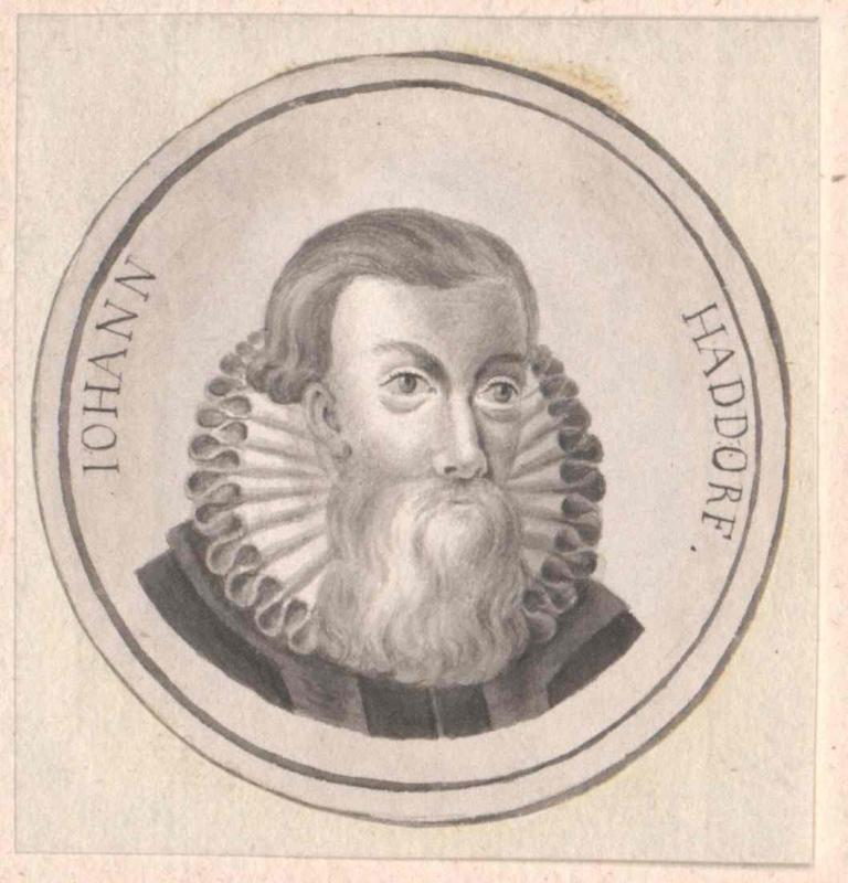 Haddorf, Johan