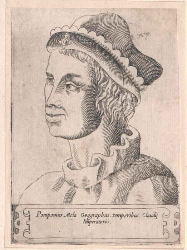 Mela, Pomponius