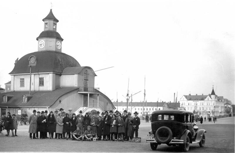 Esperanto-Kurs, Lidköping 1931