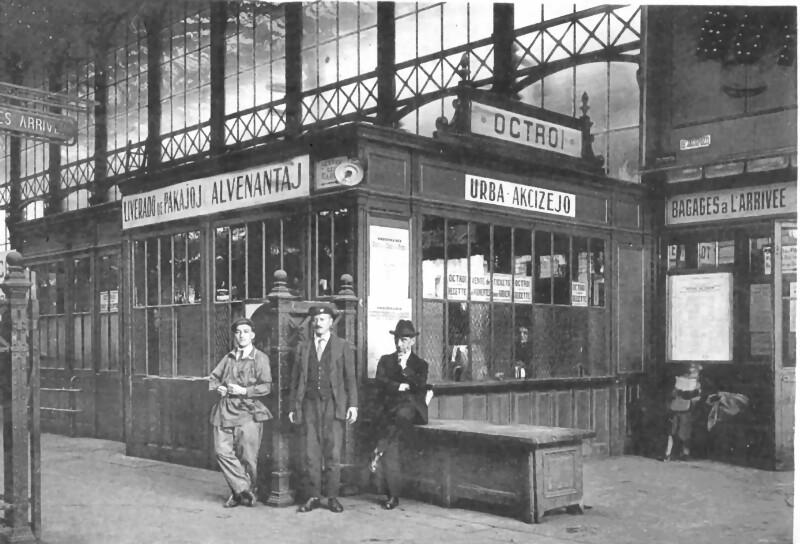 Esperanto-Konferenz, Paris 1925