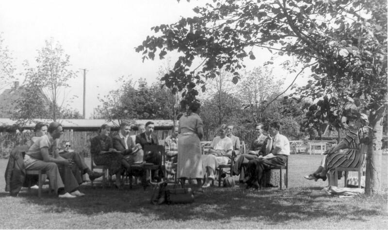 Esperanto-Kurs, Helsingör 1938