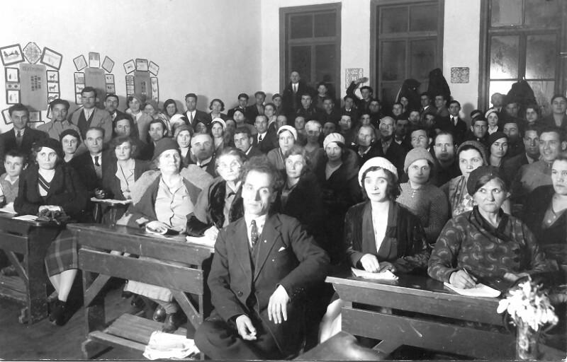 Esperanto-Kurs, Varna 1933