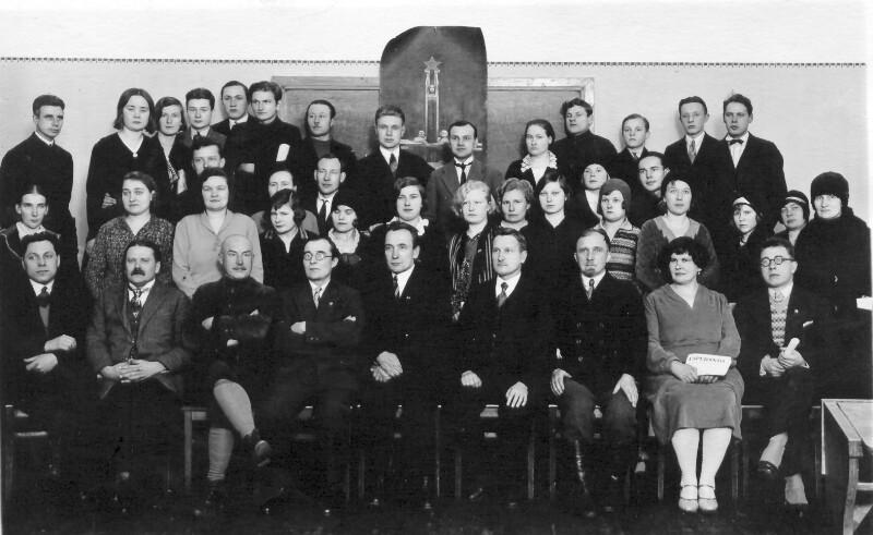 Esperanto-Kurs, Valga 1931