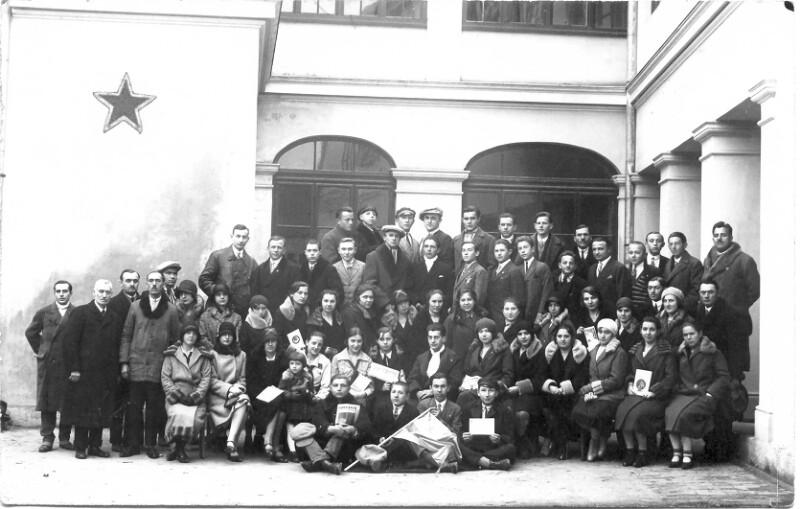 Esperanto-Kurs, Békéscsaba 1930