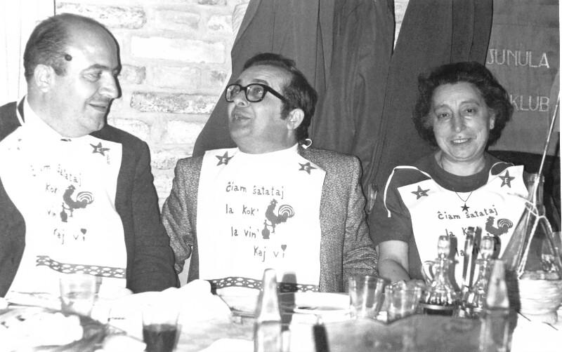 """Festival """"La Rostita Koko"""", Santarcangelo 1971"""