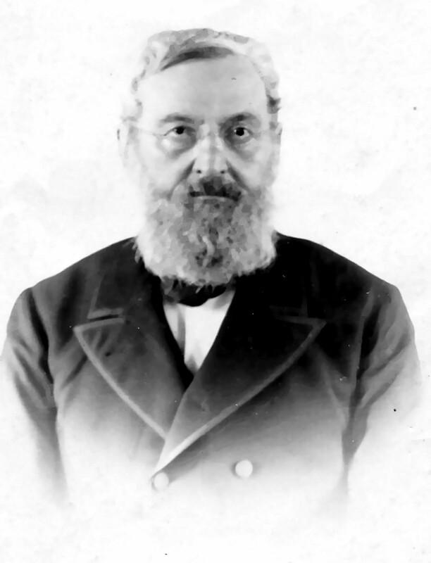 Francis Kun, um 1890