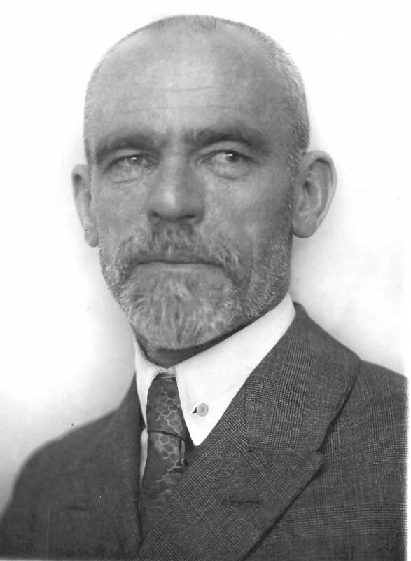 Edgar von Wahl, um 1925