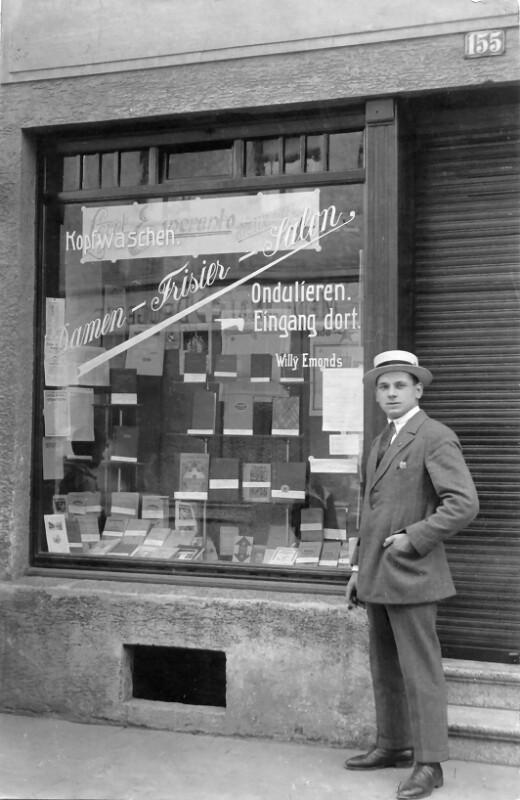 Esperanto-Schaufensterausstellung, Köln 1925
