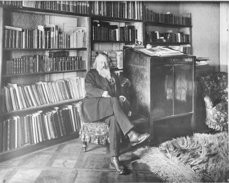 Brahms, Johannes +1897