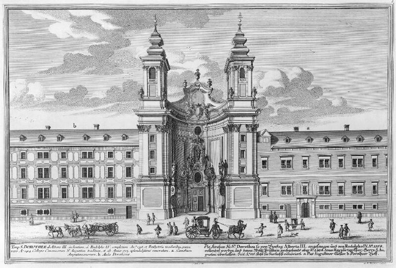 Wien 1, Dorotheerkirche