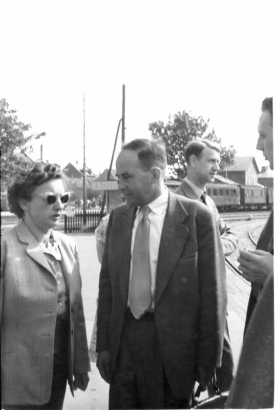Louis-Christophe Zaleski-Zamenhof, Dänemark 1959