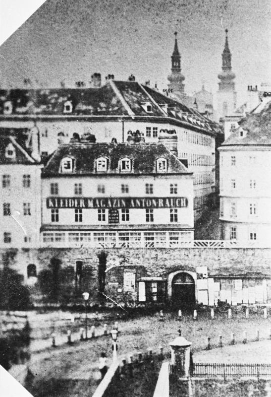 Wien 1, Rotenturmtor