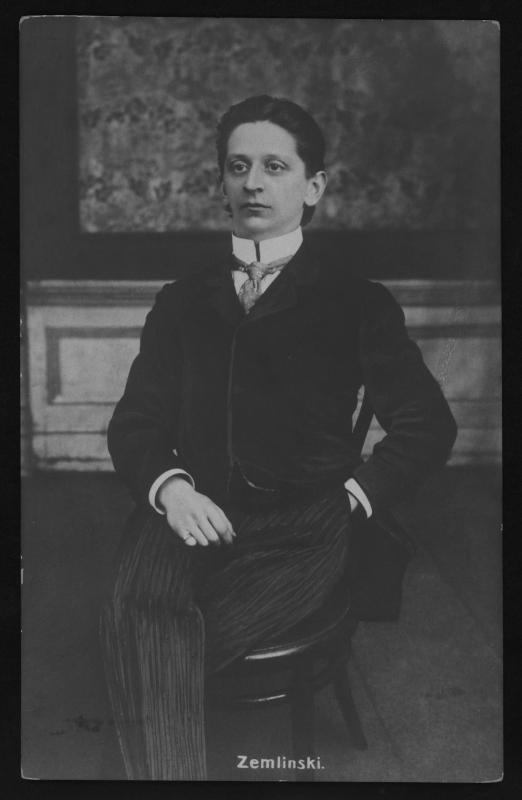 ca. 1903 (auch abgedruckt in Theater & Brettl 31.1.1904, 8)©Bildarchiv Austria, ÖNB