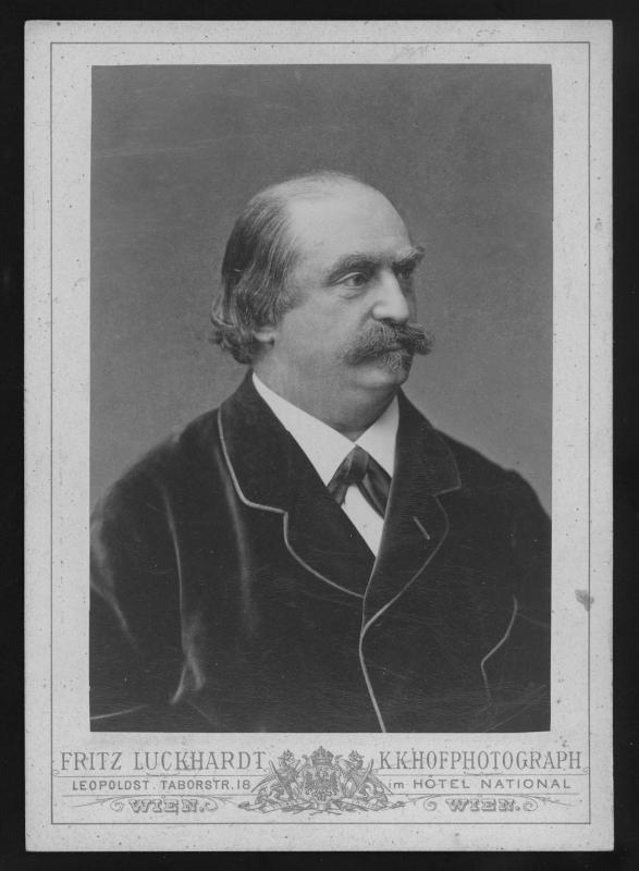 Hanslick, Eduard 1825 - 1904