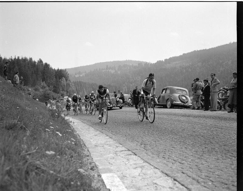 Österreich-Radrundfahrt der Amateure 2. Etappe ...