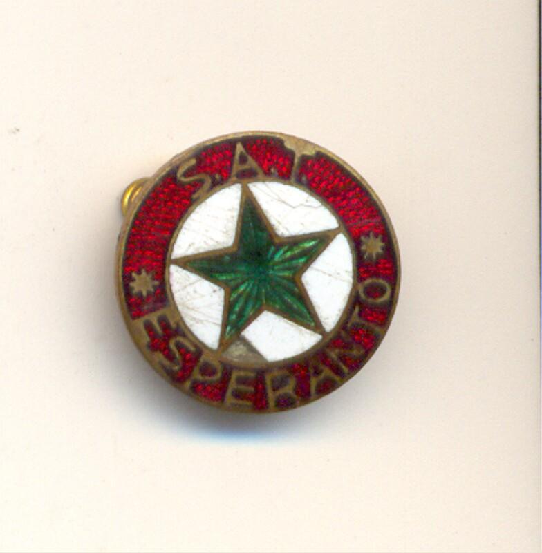 Abzeichen: S.A.T. Esperanto