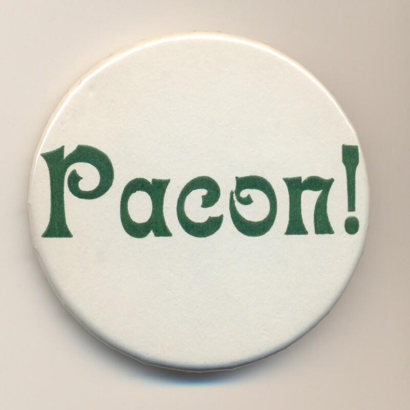 Abzeichen: Pacon!