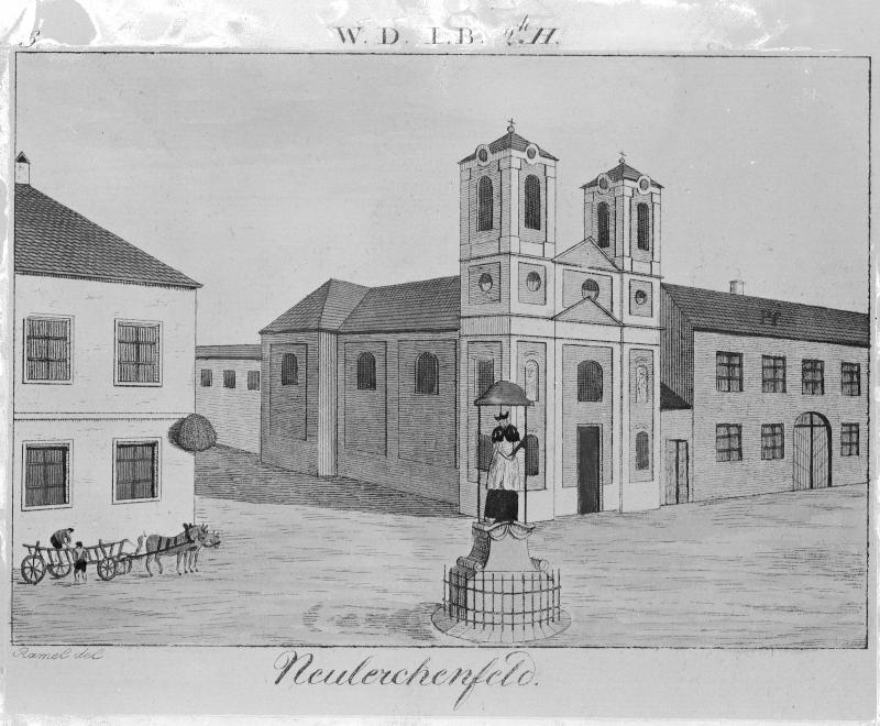Wien 16, Neulerchenfelder Pfarrkirche