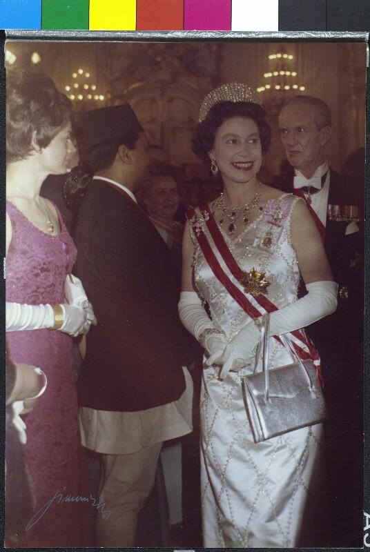 Königin Elizabeth von England