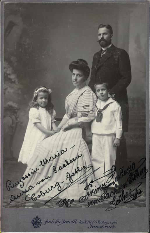 Ludwig, Prz von Sachsen-Coburg-Gotha [1870-1942]