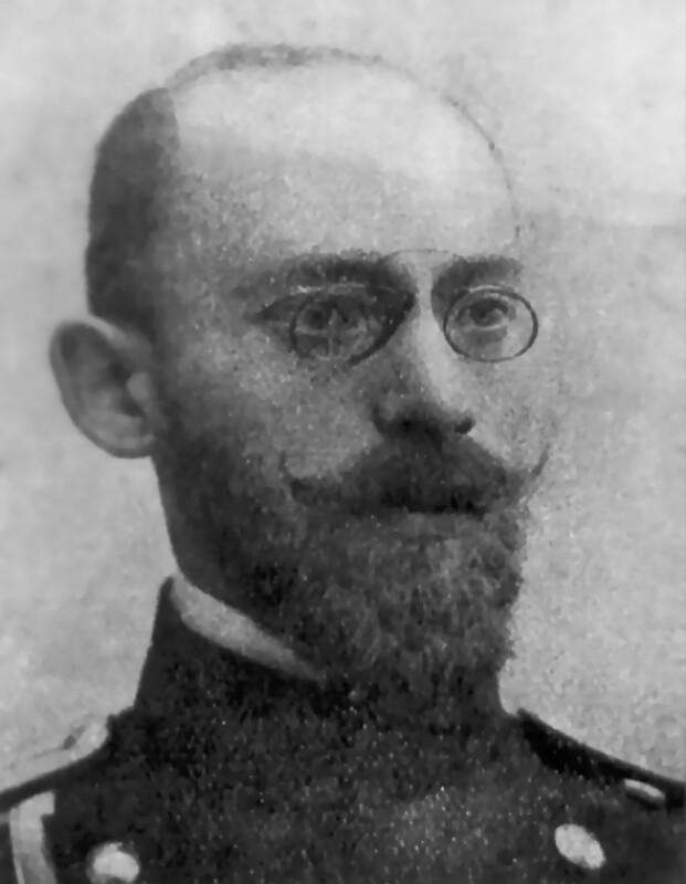 Aleksander Zamenhof, um 1910
