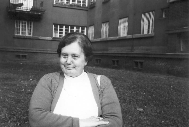Ilse Panaschell, Wien um 1990