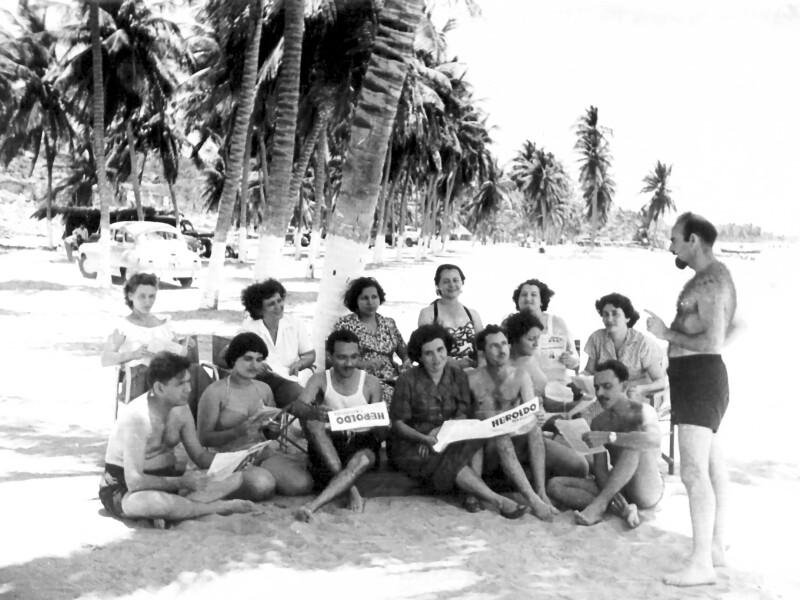 Esperanto-Kurs, Maracaibo 1951