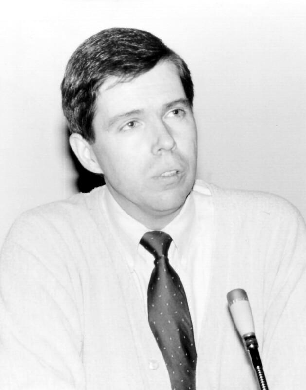 Dennis Keefe, um 1990