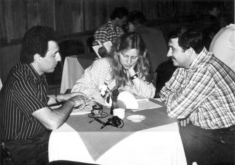 Georgo Handzlik, um 1985
