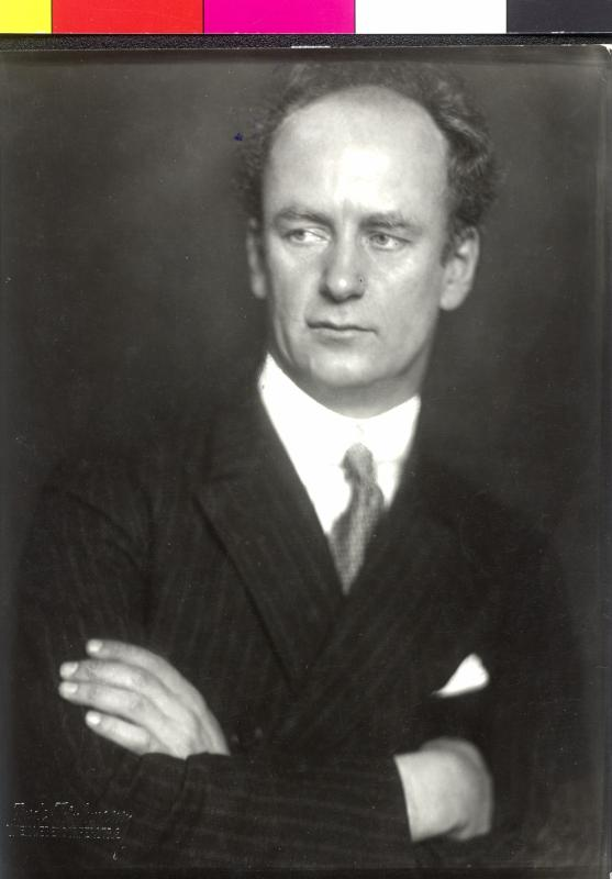 Bildnis Wilhelm Furtwängler