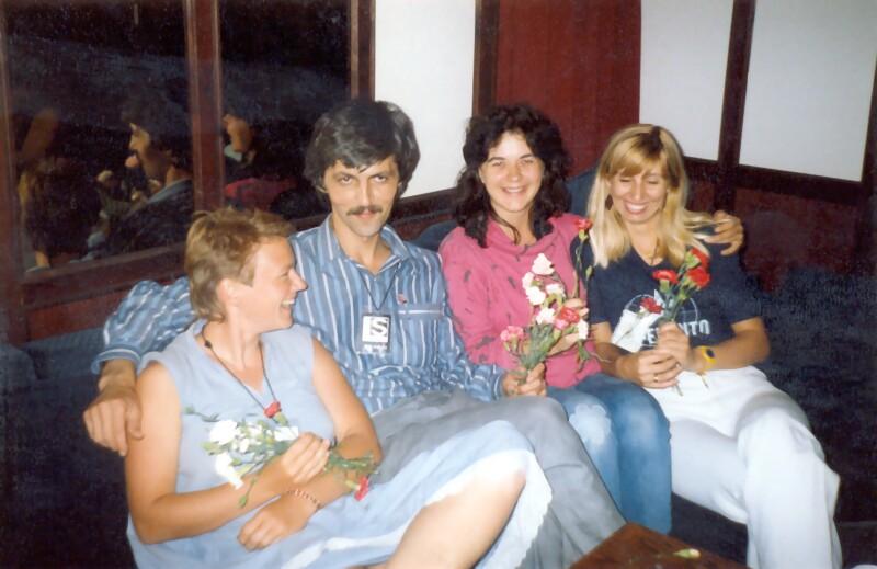 4. Internationale Jugendwoche, Szödliget 1990