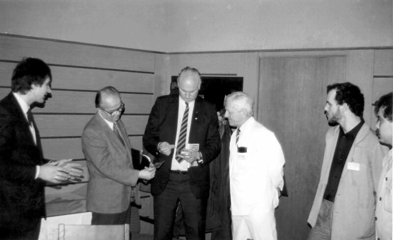 Internationaler Esperanto-Akupunkturkurs, Białystok 1990