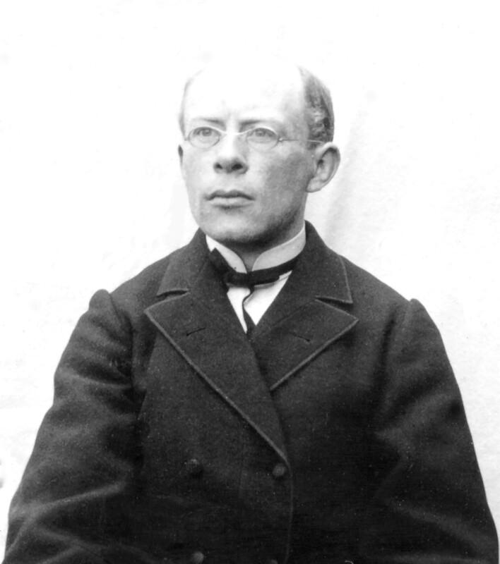 August Gehrmeyer, 1893
