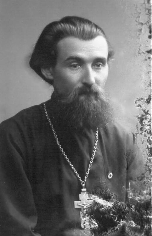 Innokentij Serišev, um 1920
