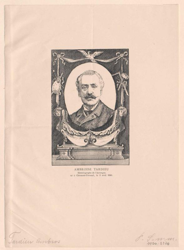 Tardieu, Ambroise
