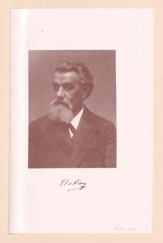 Wieser, Franz Ritter von